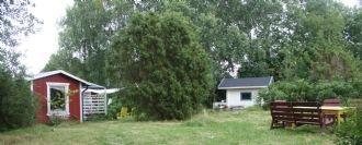 Idyllisk stuga i kultur- och naturbygd vid Vänern