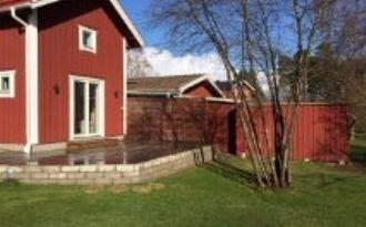 Stuga i centrala Leksand