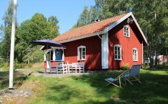 Sommarhus vid Vänern