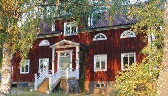 Rumma Gamla Skola, grosses ferienhaus