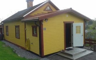 Stuga i Verkebäck Västervik Småland