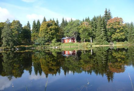 Haus am See in Traumlage, Kanu und Boot - 5 beds in Filipstad, sjö, see, lake, Nykroppa, Skarphyttan - Värmlands län