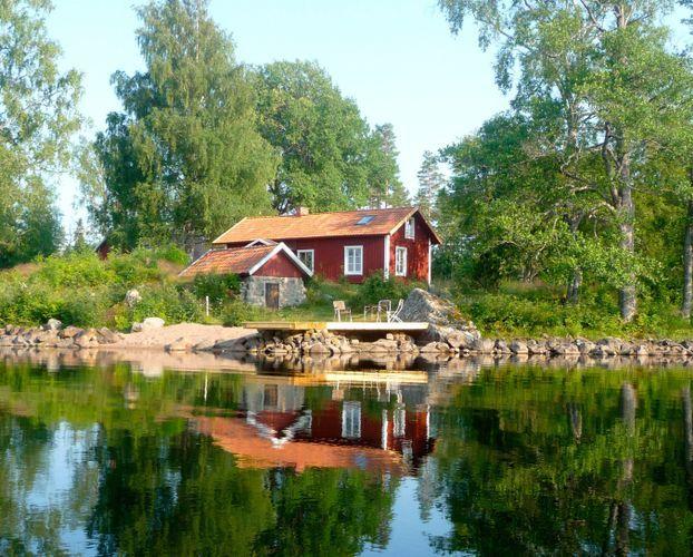 vakantiehuisje in filipstad see lake yngen persberg gammalkroppa v rmland zweden cabin. Black Bedroom Furniture Sets. Home Design Ideas