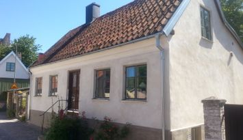 House at Visby city centre