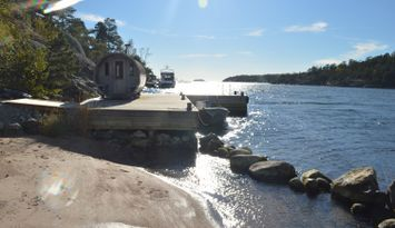 Hölö Söderudd Stavsnäs, havsutsikt, egen strand