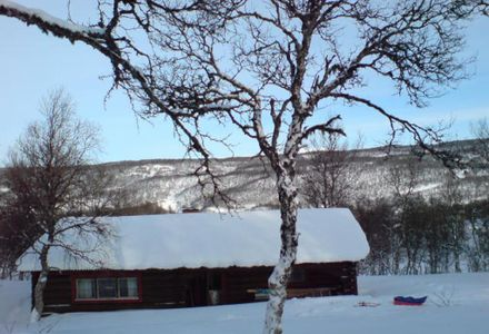 Cottage near to Hamra. View over the mountains. - 6 + 1 beds in Härjedalen, Funäsdalen, Tänndalen, Hamra - Jämtlands län