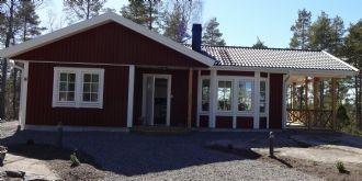 Weekend cottage in Loftahammar