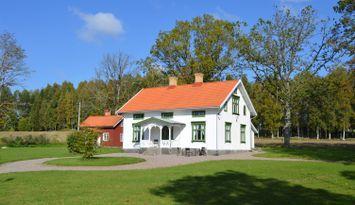 Herrgårdsliknande hus i Dalsland