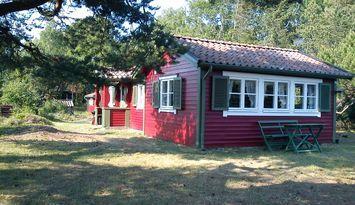 Schönes Ferienhaus in Norra Mellbystrand