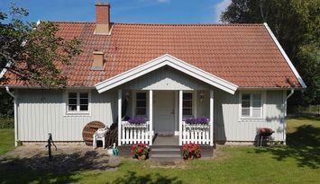 Fritidshus i Vickleby, Öland