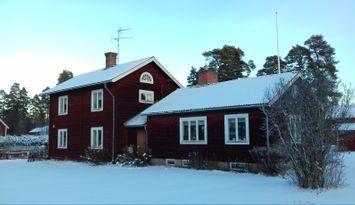 Bauernhof in Djura, Dalarna