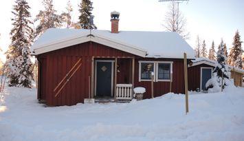 Cozy cabin with 6 beds in Fjätervålen, near Idre.