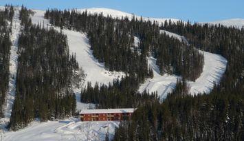 Lägenhet med Ski in/Ski out