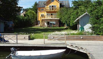 Sjötomt i centrala Vaxholm