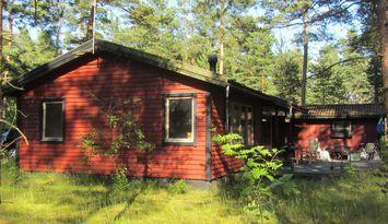 Lovely summerresidens in Nyehusen, Yngsjö, Sweden