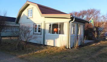 Stuga Östra Standen, Halmstad