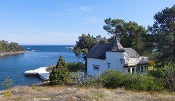 Fritidshus med havstomt i Oskarshamn uthyres