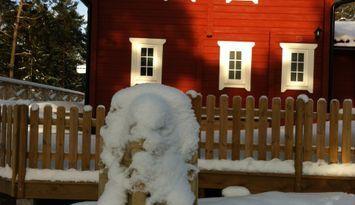 Lovely timber house, Stockholm archipelago