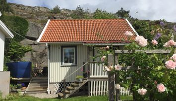 Cottage in the middle of Grundsund