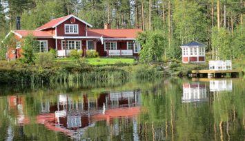 Gemütliches Ferienhaus (A) in Sälen, Närsjön