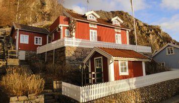 Stuga i centrala Fjällbacka