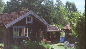A lovely timber cottage in Central Bohuslän