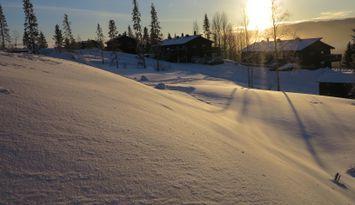 Åre Sadeln, Ski in - Ski out, Ledigt V 7