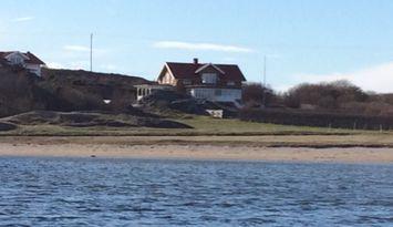 Beautiful house near beach in Härmanö/Gullholmen