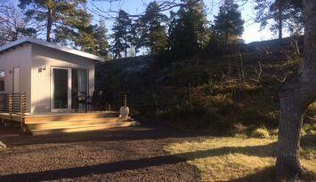 Nybyggt gästhus på underbar sjötomt