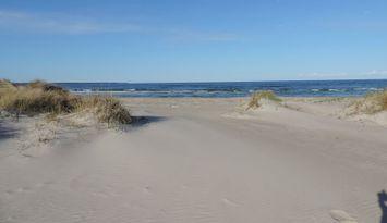 Strandnära boende i Böda för upp till 4 personer