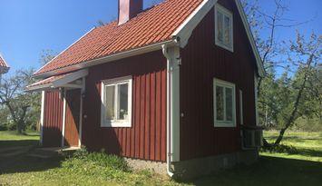 Cozy cottage at farm