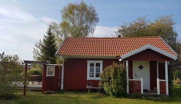 Mysig stuga uthyres vid Dalskär