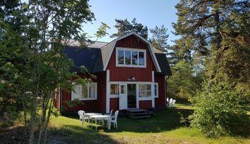 Byrum Sandvik Öland stort hus, 12 bäddar vid havet