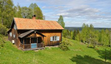 Semesterstuga Mangskog Arvika Värmland