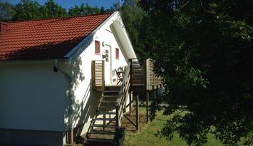 Modernt boende på Röra Strand, Tjörn, Västkusten