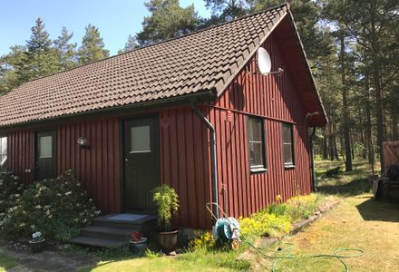Pretty dwelling next to nature reserve and the sea - 3 beds in Yngsjö, Åhus, Österlen, Kristianstad - Skåne län