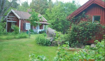 Cottage in lovely surroundings close to sea