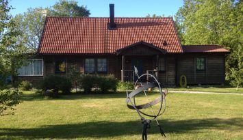 Härligt hus i Kappelshamn Norra Gotland nära havet