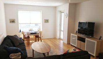 Lägenhet på Smögen (nybyggd) - balkong i söderläge