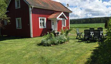 Stuga på landet i Värmland Kristinehamn Långerud