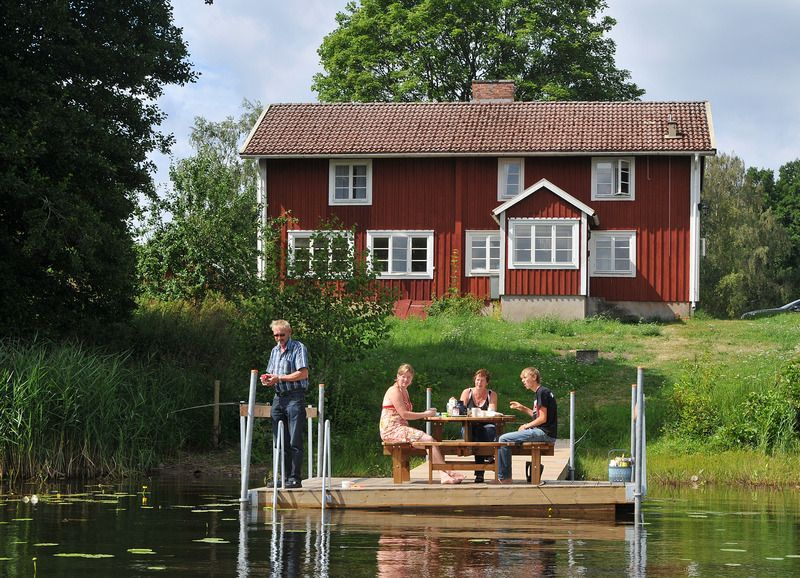 Cottage / Vacation rentals in Ryd, Tingsryd, Småland ... on jämtland, södermanland,