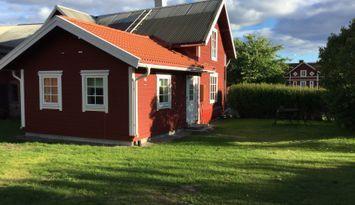Boende för den lilla familjen i Sifferbo,Dalarna