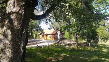 Accommodation with 8 beds to let in Finnerödja, Ti