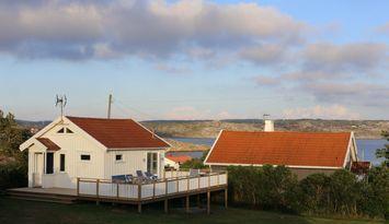 Havsnära stuga i Rågårdsvik