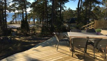 Seaside Cottage with 7+3 Beds  at Tofta on Gotland