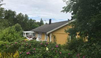 Charming village house for rent in the archipelago