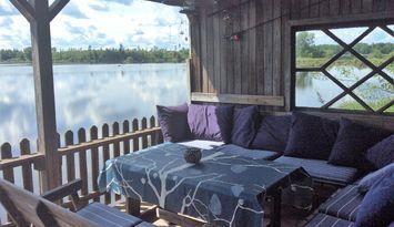 Sjöfållan - Lake paradise