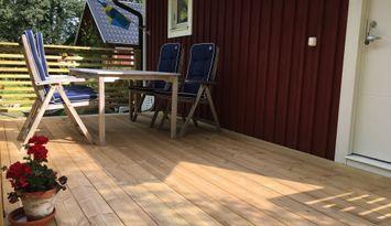 Boende med 4+2 bäddar i Långerum, Löttorp, norra Ö