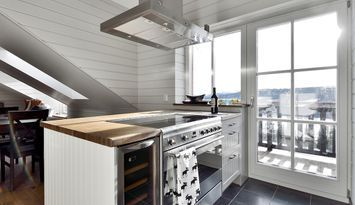 Exclusive 8 bed penthouse apartment in Åre.