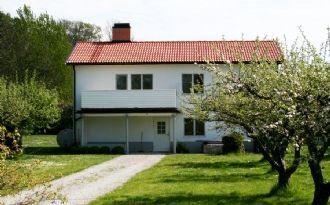 En underbar och charmig villa som ligger i Södvik.